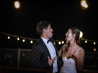 El casamiento de Cande y Rafa 1