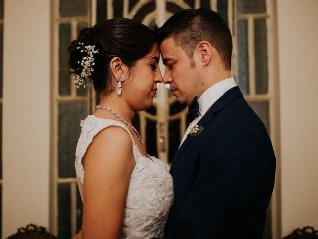 El casamiento de Majo y Martin