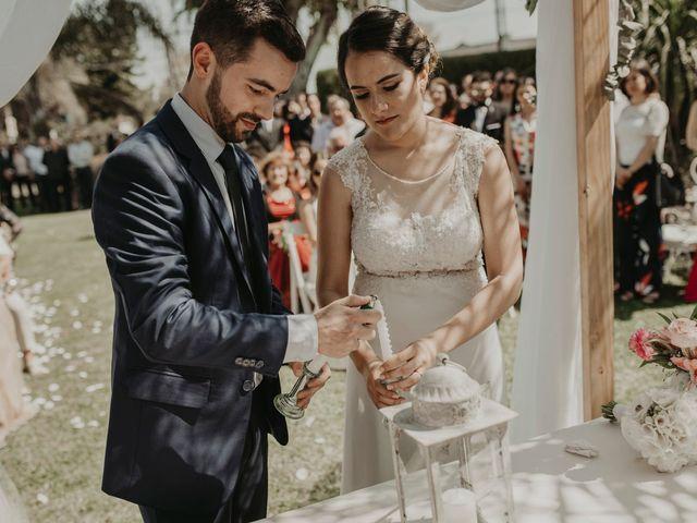 El casamiento de Damaris y Joan