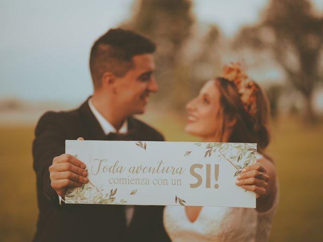 El casamiento de Stefi y Bastián