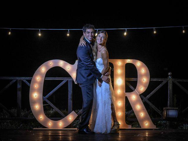 El casamiento de Cande y Rafa