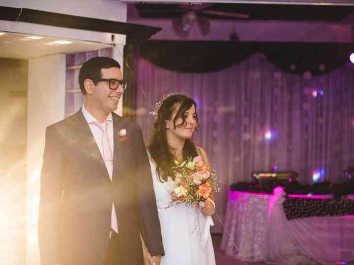 El casamiento de Rocio y Alejandro