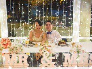 El casamiento de Janice y Fernando