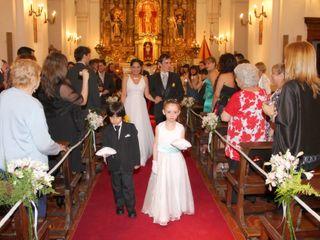 El casamiento de Pamela y Mariano 1