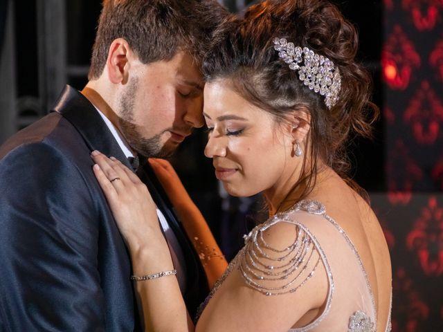 El casamiento de Carolina y Tobias