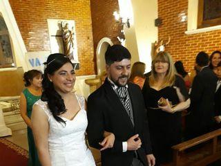 El casamiento de Carolina y Osvaldo 1