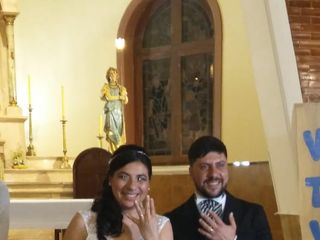 El casamiento de Carolina y Osvaldo 2
