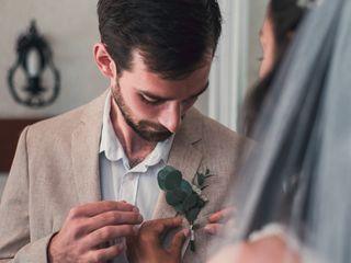 El casamiento de Agata y Rubén 3
