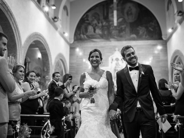 El casamiento de Aye y Nico