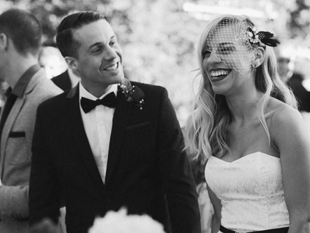 El casamiento de Mela y Juan