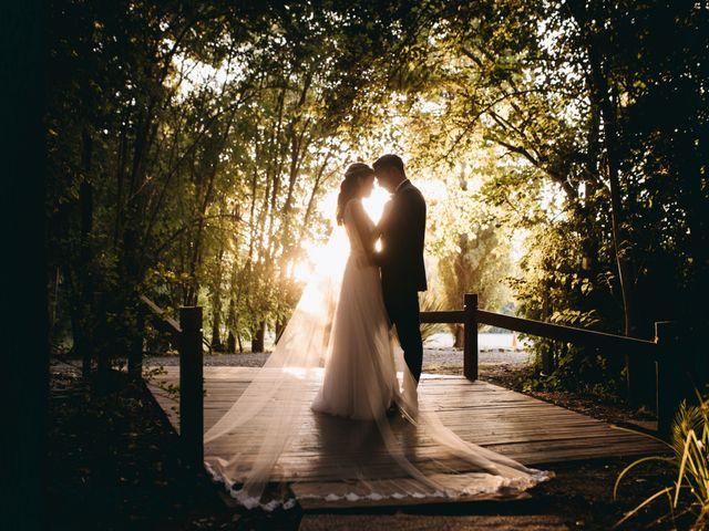 El casamiento de Juli y Leo
