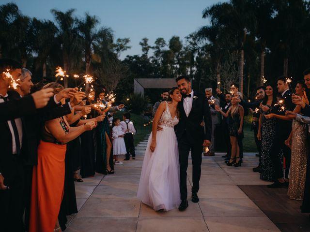El casamiento de Leo y Juli en Pilar, Buenos Aires 108