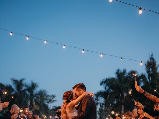 El casamiento de Leo y Juli en Pilar, Buenos Aires 110