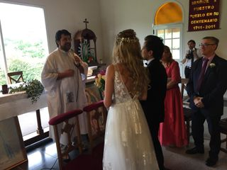 El casamiento de Agus y Maxi 1