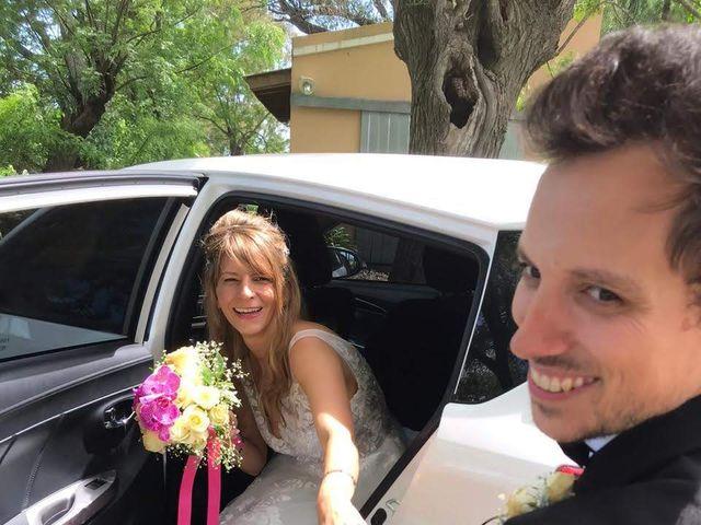 El casamiento de Agus y Maxi