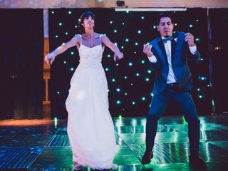 El casamiento de Nati y Sebas