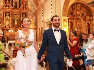 El casamiento de Antonela y Matias