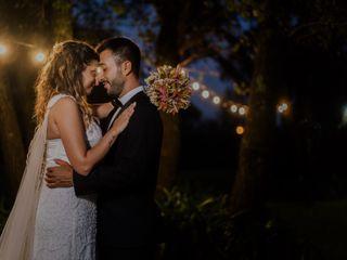 El casamiento de Manuela y Santiago