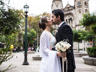 El casamiento de Carla y Jose