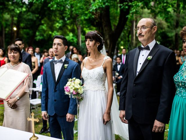 El casamiento de Sebas y Nati en Moreno, Buenos Aires 29