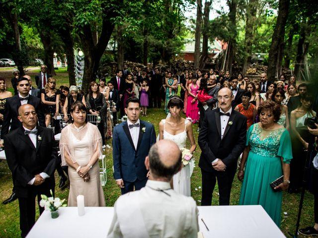 El casamiento de Sebas y Nati en Moreno, Buenos Aires 32