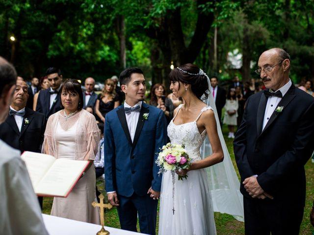 El casamiento de Sebas y Nati en Moreno, Buenos Aires 34