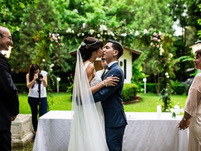 El casamiento de Sebas y Nati en Moreno, Buenos Aires 37