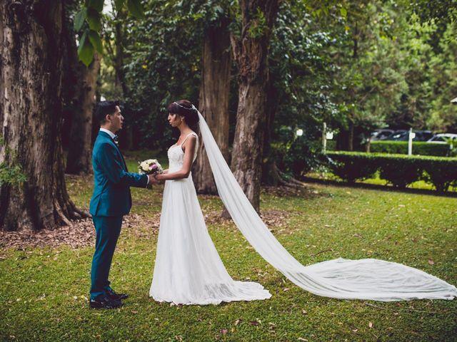 El casamiento de Sebas y Nati en Moreno, Buenos Aires 39