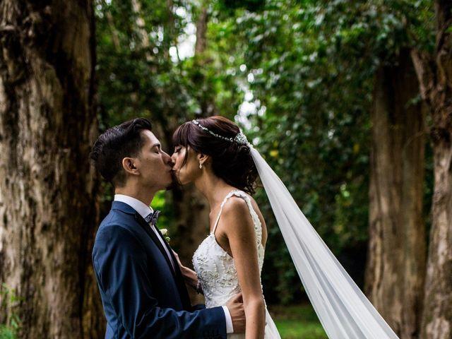 El casamiento de Sebas y Nati en Moreno, Buenos Aires 40