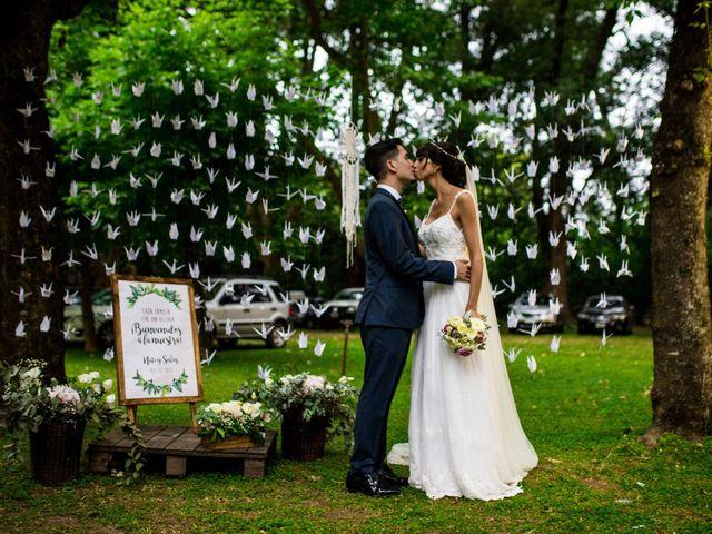 El casamiento de Sebas y Nati en Moreno, Buenos Aires 45