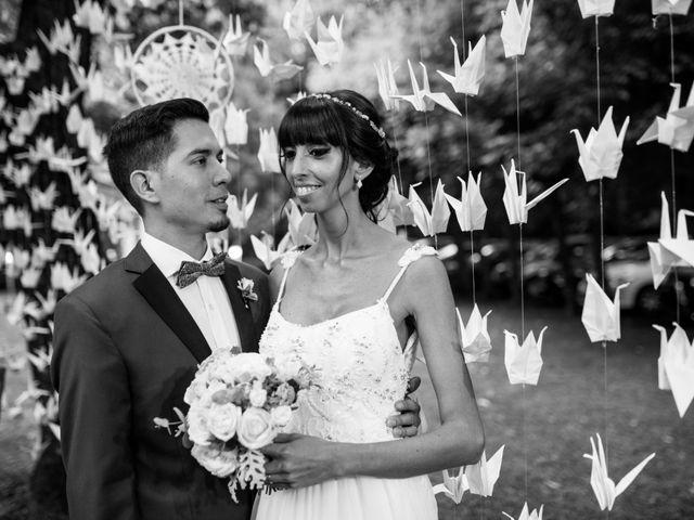 El casamiento de Sebas y Nati en Moreno, Buenos Aires 46