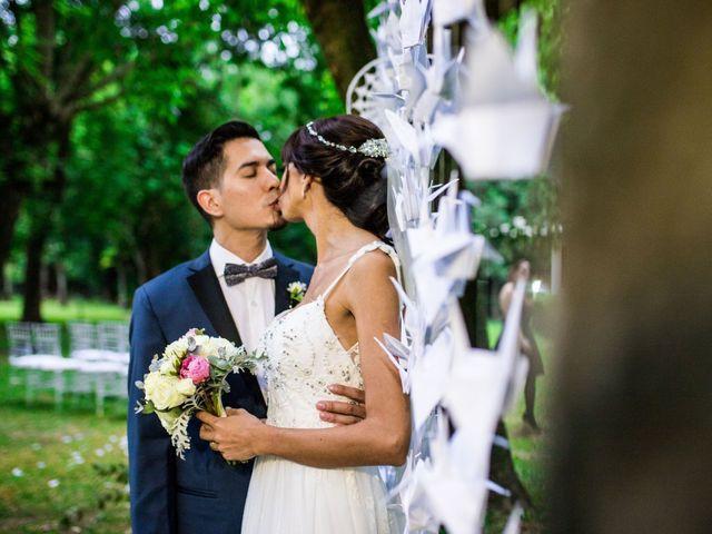 El casamiento de Sebas y Nati en Moreno, Buenos Aires 47