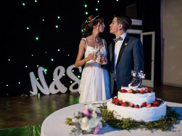El casamiento de Sebas y Nati en Moreno, Buenos Aires 71