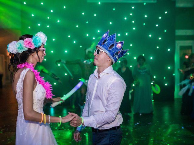 El casamiento de Sebas y Nati en Moreno, Buenos Aires 77