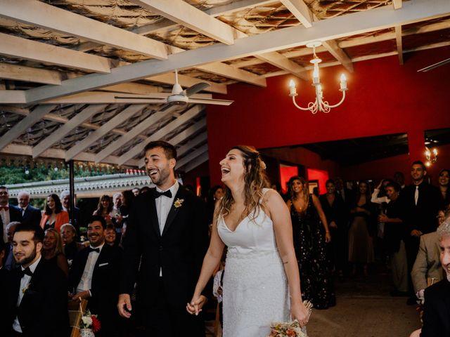 El casamiento de Santiago y Manuela en Los Cardales, Buenos Aires 30