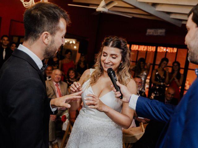 El casamiento de Santiago y Manuela en Los Cardales, Buenos Aires 35