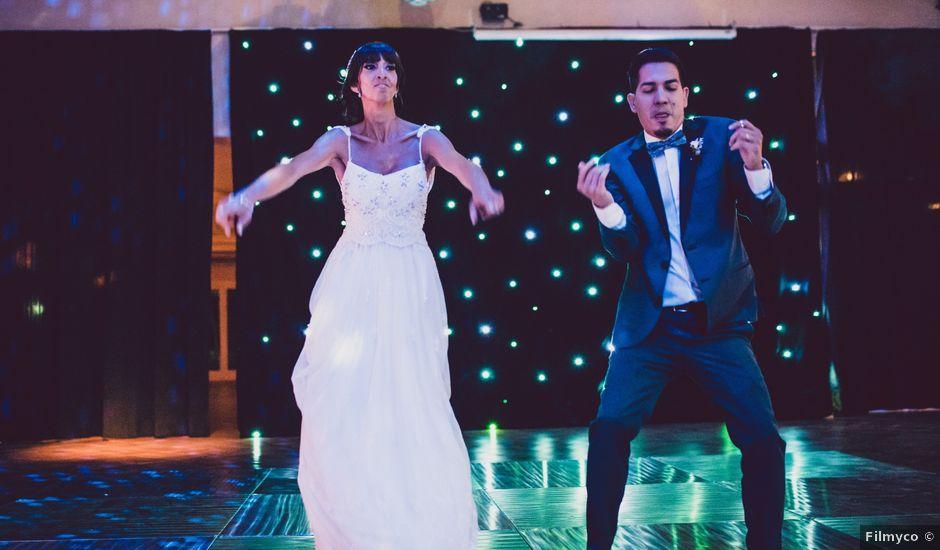 El casamiento de Sebas y Nati en Moreno, Buenos Aires