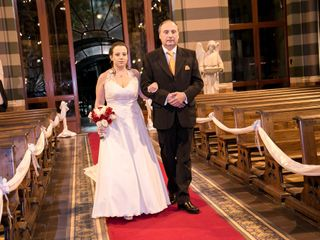 El casamiento de Daniela y Diego 3