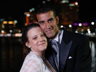 El casamiento de Daniela y Diego