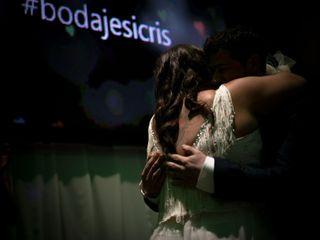 El casamiento de Jesi y Cris 2