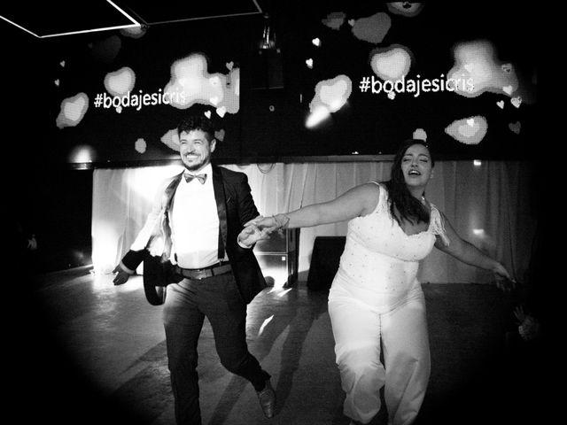 El casamiento de Jesi y Cris