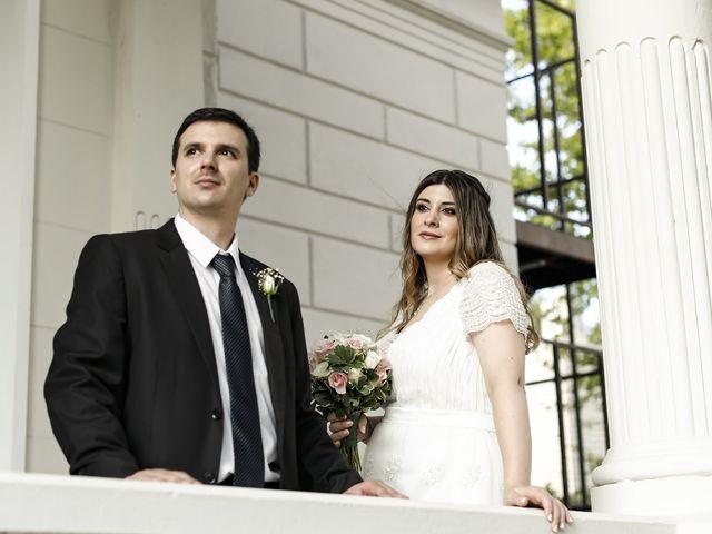 El casamiento de Alejandro y Loana en Tigre, Buenos Aires 1