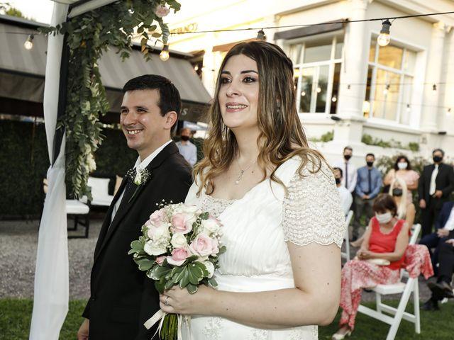 El casamiento de Alejandro y Loana en Tigre, Buenos Aires 15