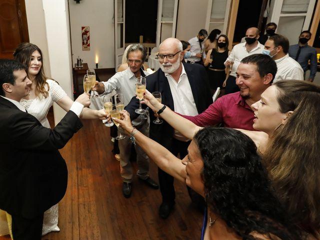 El casamiento de Alejandro y Loana en Tigre, Buenos Aires 29