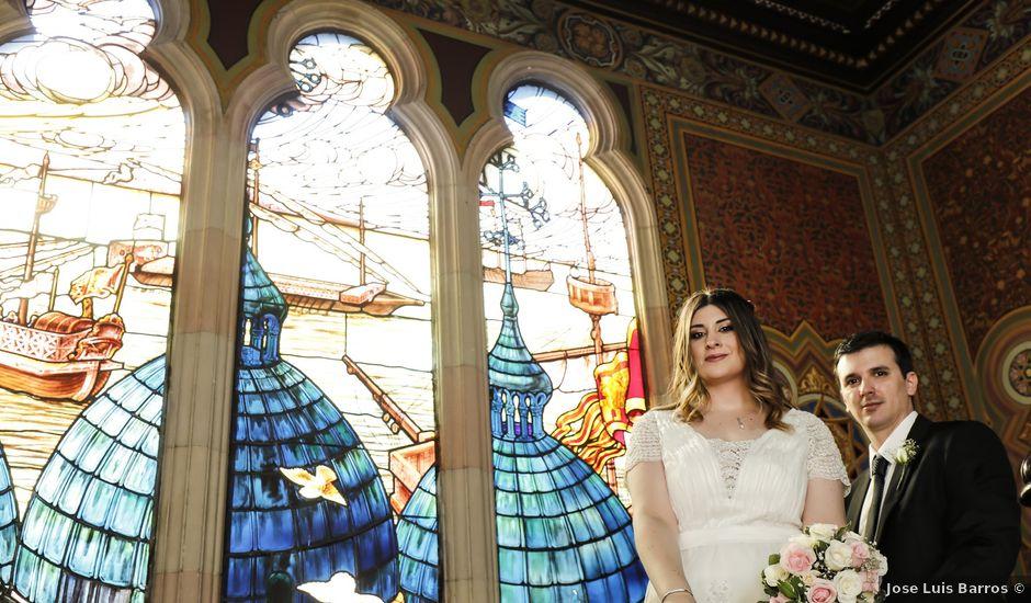 El casamiento de Alejandro y Loana en Tigre, Buenos Aires