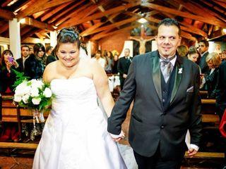 El casamiento de Pau y Gus