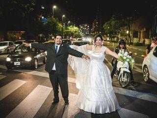 El casamiento de Romi y Ale