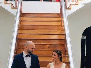 El casamiento de Marcela y Sebastian  1