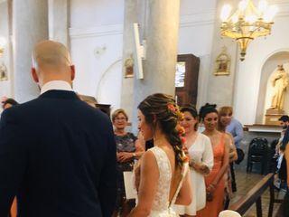 El casamiento de Marcela y Sebastian  3