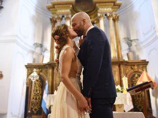 El casamiento de Marcela y Sebastian